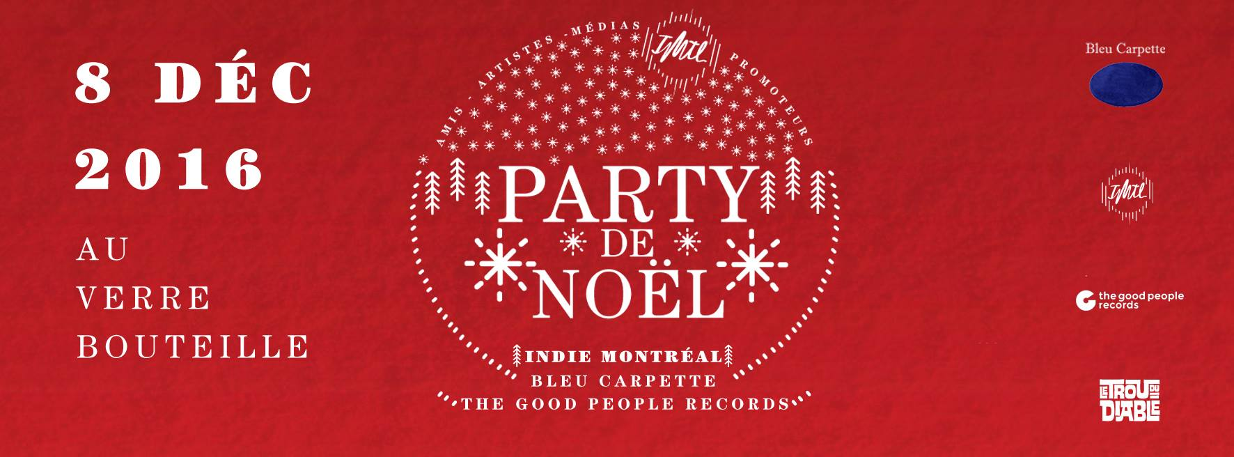 XMAS PARTÉ WITH US!
